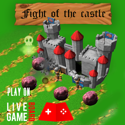 Fight Of the Castle game